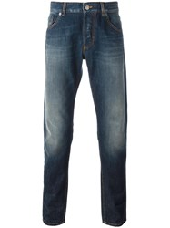 Pt05 Slim Fit Jeans Blue