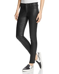 Dl1961 Emma Faux Leather Power Legging Jeans In Poseidon