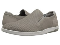 Mark Nason Lite Block Felton Light Gray Slip On Shoes