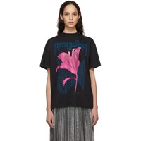 Christopher Kane Black Anthomania T Shirt