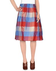 Jucca Skirts 3 4 Length Skirts Women