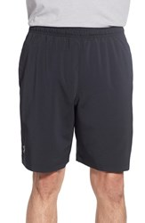 Men's Under Armour 'Ua Hiit' Stretch Woven Athletic Shorts Black