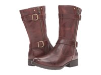 Born Erie Marmotta Distressed Women's Boots Brown