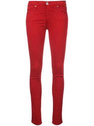 Ag Jeans Prima Red