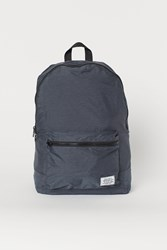 Handm H M Foldable Backpack Gray
