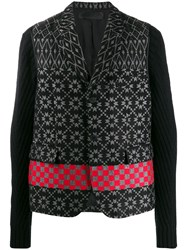 Haider Ackermann Patterned Blazer 60