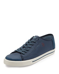 Penguin Chiller Canvas Sneaker Legion Blue