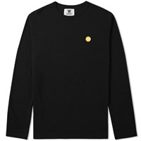 Wood Wood Long Sleeve Mel Tee Black