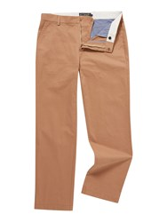 Howick Fraternity Casual Chino Brass