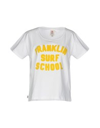 Franklin And Marshall Topwear T Shirts