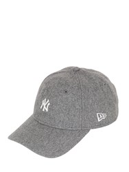 New Era Yankees 9Twenty Melton Mini Classic Hat
