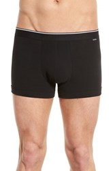 Nordstrom Men's Stretch Cotton Trunks Grey Charcoal Black