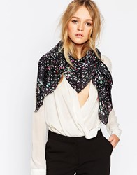 French Connection Electric Leo Scarf Multi