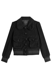 Marc Jacobs Corduroy Jacket Black