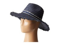 Echo Capri Panama Hat Navy Caps