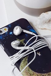 Free People Womens Glitter Bomb Headphones
