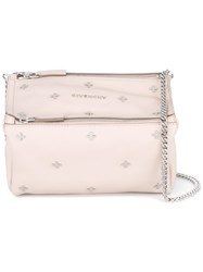 Givenchy Mini Pandora Shoulder Bag Nude Neutrals
