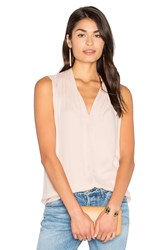 Velvet By Graham And Spencer Leslia Tank Blush