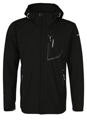 Icepeak Varen Soft Shell Jacket Schwarz Black