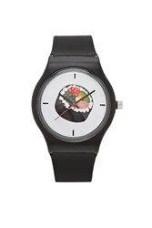 Forever 21 Sushi Graphic Analog Watch
