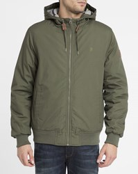 Element Green Dulcey Jacket