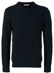 Nuur Perfectly Fitted Sweater Black