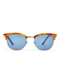 Persol Suprema Icon Sunglasses Light Brown