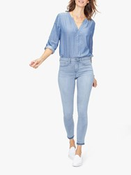 Nydj Ami Skinny Ankle Jeans Lucien