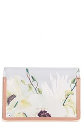 Ted Baker London 'Tera Pearly Petal' Crossbody Bag