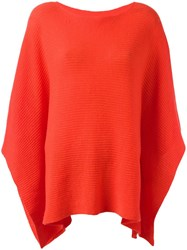 Incentive Cashmere Boat Neck Jumper Yellow Orange
