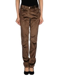 Maliparmi Casual Pants Brown