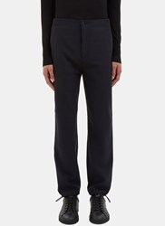 Acne Studios Pace Drawstring Cuffed Pants Navy