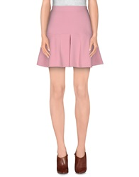 Byblos Mini Skirts Pink