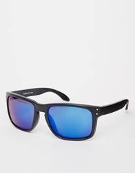 A. J. Morgan Aj Morgan Sunglasses With Mirrored Lense Black