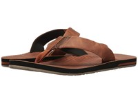 Volcom Fader Cognac Men's Sandals Tan