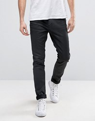 Casual Friday Jeans In Slim Fit Black