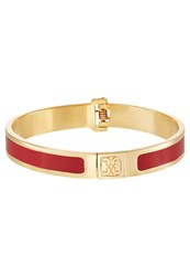 Coccinelle Identity Bracelet Rosso Red