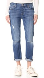 7 For All Mankind Josefina Destroyed Jeans Barri