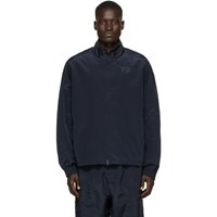 Y 3 Navy Classic Shell Track Jacket