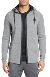 Nike Men's Tech Fleece Hoodie Carbon Heather Black
