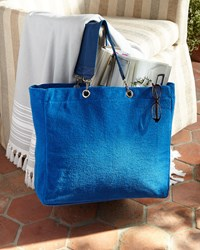 Beach Tote White Scents And Feel