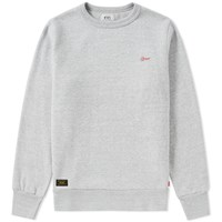 Wtaps Hellweek 01 Crew Sweat Grey