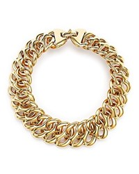 Bloomingdale's 14K Yellow Gold Tight Oval Link Bracelet