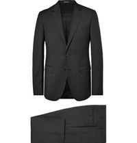 Lanvin Charcoal Slim Fit Wool Suit