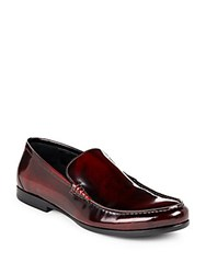Harry's Of London Alec Gloss Calf Loafers Port