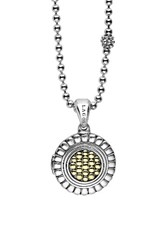 Lagos Women's Beloved Locket Pendant Necklace