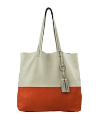 Sanctuary Drifter Ii Leather Tote Milk Ginger