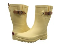 Chooka Top Solid Mid Rain Boot Sunflower Women's Rain Boots Yellow