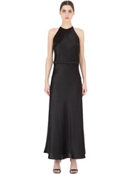 La Perla Freesia Silk And Cotton Night Gown