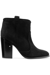 Laurence Dacade Pete Suede Ankle Boots Black